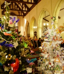 Brightlingsea Christmas Tree Festival 2015